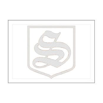 Beispiel Korrekturprobe Vereinslogo für Gravur