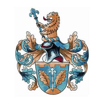 Beispiel Vorlage Wappen für Fotogravur