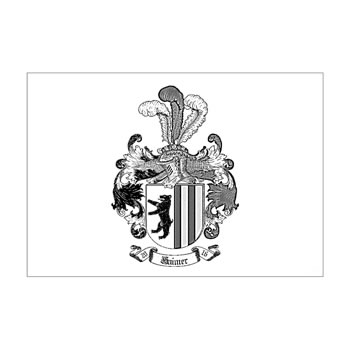 Beispiel Korrekturprobe Wappengravur als Fotogravur