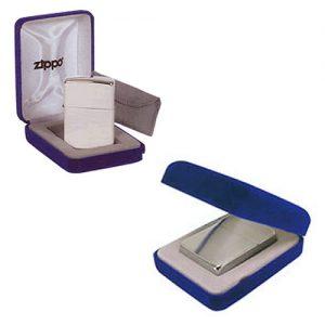 Zippo Stering-Silber Serie