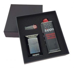 Zippo-Design-Geschenke-Box